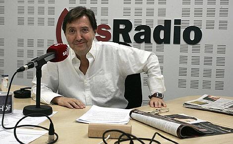 Federico Jiménez Losantos. (Foto: Diego Sinova)