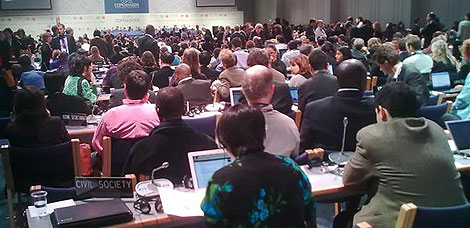 Conferencia del Cómite de las Regiones de la Union Europea