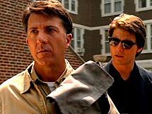 Dustin Hoffman, en la famosa película.
