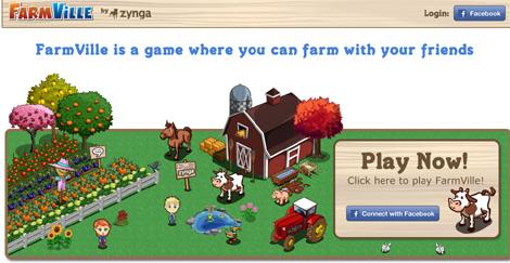 FarmVille, de Zynga.