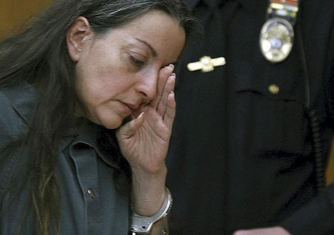 María José Carrascosa, tras conocer la sentencia. | Efe