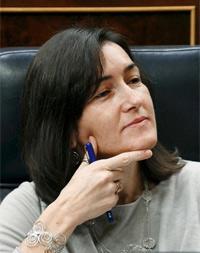Ángeles González-Sinde. | Efe