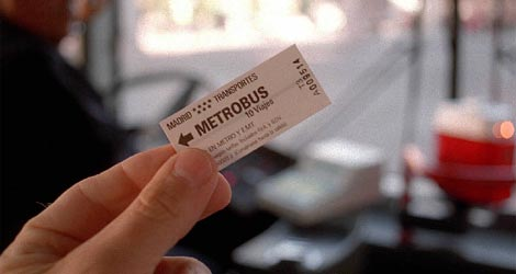 Un Metrobús. | Julio Palomar