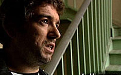 Asel Luzarraga, en una imagen promocional de su actividad literaria.