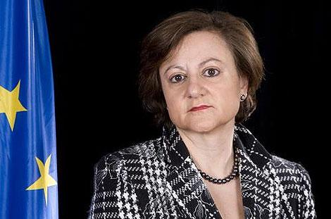 Cristina Gallach, en una imagen de archivo | CE.