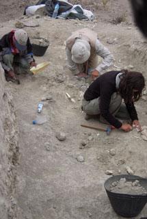 Excavaciones en Olduvai. |M.D.R.