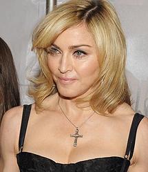 Madonna, otra de sus conquistas.