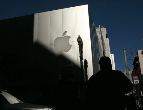 Imagen de la tienda de Apple de San Francisco (EEUU). | Efe