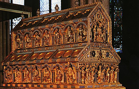 Los Reyes Magos Descansan En La Catedral De Colonia Mundo Elmundo Es