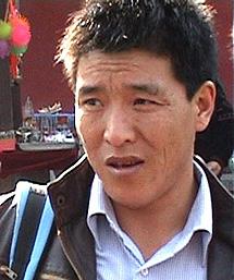 Dhondup Wangchen.