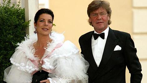 Carolina y Ernesto, en los tiempos felices de su matrimonio. | Reuters