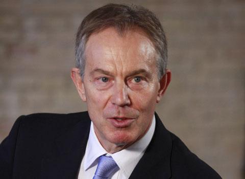 El ex primer ministro británico, Tony Blair.| Reuters