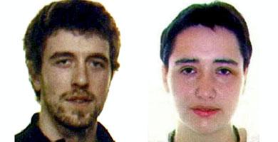Iñaki Iribarren (izqda.) y Eider Uruburu, en sendas fotos de archivo. | Efe