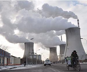 Una central térmica en China. | Efe
