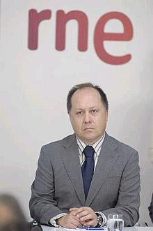 Benigno Moreno, nuevo director de Radio Nacional.   RTVE