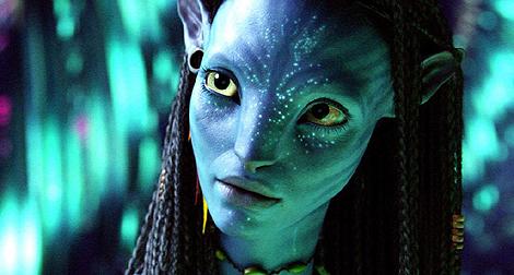 Un fotograma de 'Avatar'.