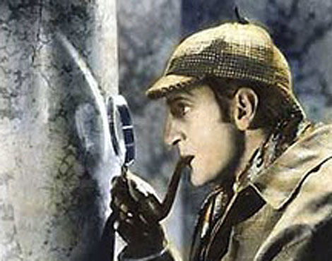 El Sherlock Holmes de Basil Rathbone. | ELMUNDO.es