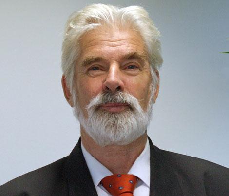 El físico y matemático alemán Klaus Hasselmann. | Instituto Max Planck