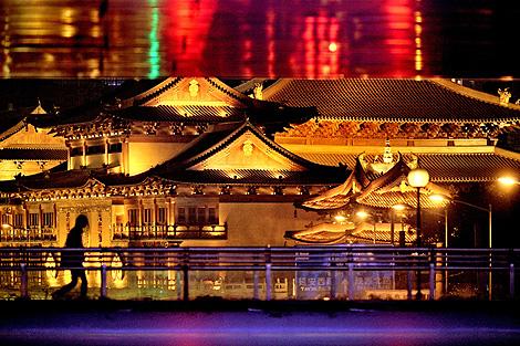 Shanghái acogerá la Expo Universal más grande de todos los tiempos. | Afp