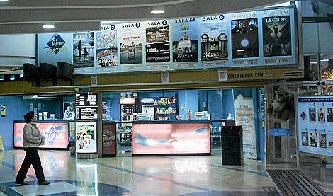 Los Cines Porto Pi Centro Cerraran El Lunes Para Dar Paso Al Casino