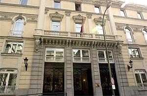 Sede del CGPJ en Madrid. | José Aymá