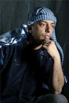 El rapero yemeni Hagage