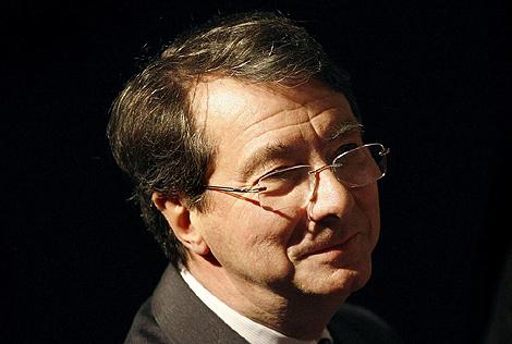 Gerard Mortier, el nuevo titular del Teatro Real.   Antonio M. Xoubanova