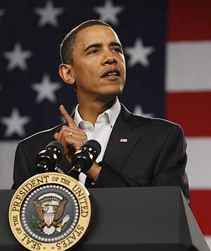 Barack Obama. / AP