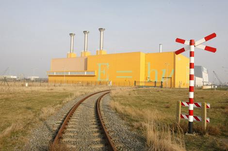 Almacén Temporal Centralizado Habog, situado en Holanda. | Efe