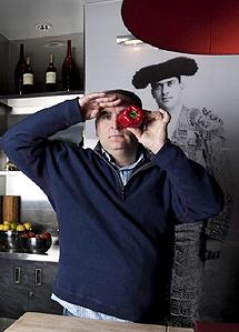 José Andrés, en The Bazaar. | Isaac Hernández