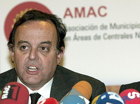 Mariano Vila, gerente de la Asociación de Municipios con centrales nucleares (AMAC).   Efe