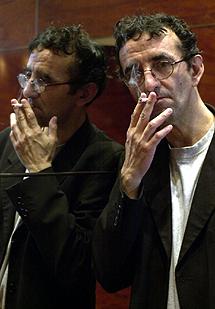 Una imagen clásica de Bolaño | Efe