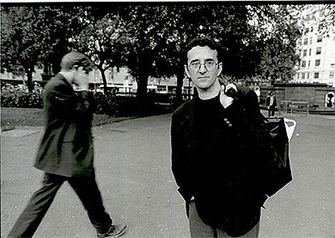 Roberto Bolaño. | Basso Cannarsa