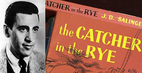 Salinger, en 1951, año en que se publicó su mítica novela.   AP