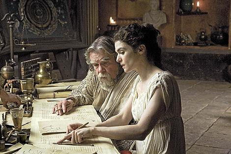 Un fotograma de la película.   Archivo