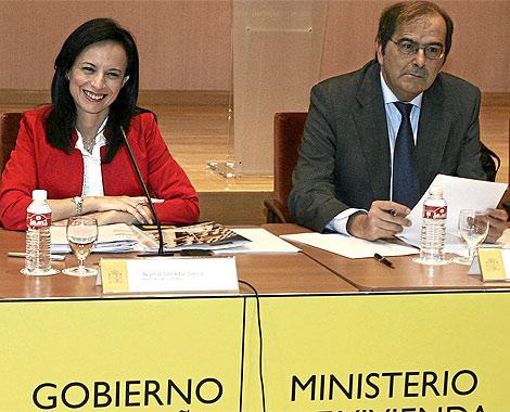 Beatriz Corredor y Javier Ramos.   Jaime Villanueva