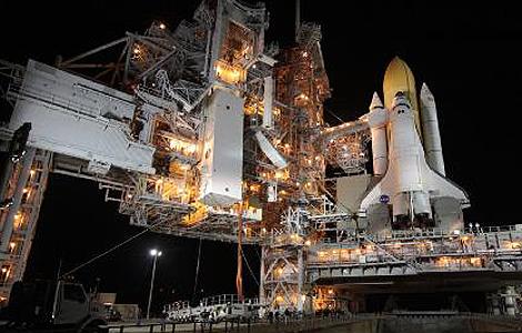 El 'Endeavour' será lanzado el próximo 7 de febrero. | NASA