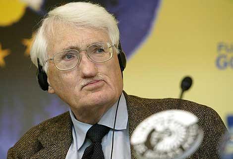 El sociólogo, en una imagen de 2003. | Julián Jaén