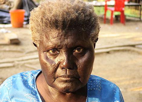 Boa, la última mujer Bo, ha muerto a los 85 años.   survivalinternational.org