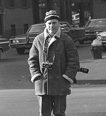 Felice Quinto, en Nueva York en 1969. | AP
