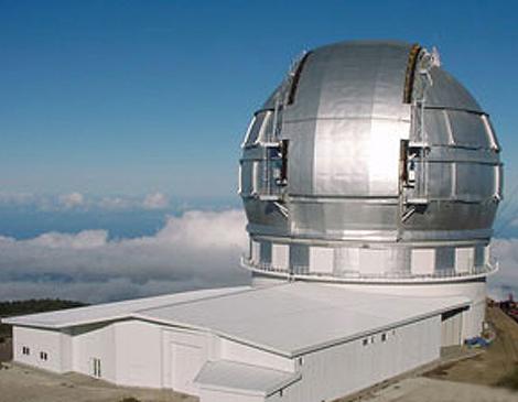 El nuevo telescopio se situaría en el Roque de los Muchachos, en la Palma (Canarias).