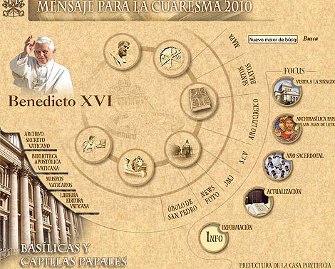 Página web de la Santa Sede (vatican.va)