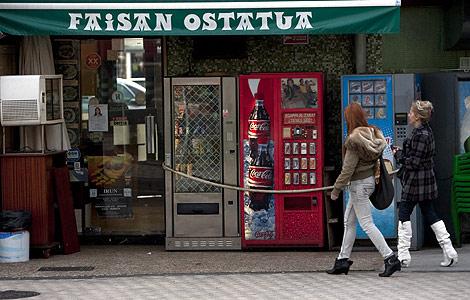 El bar Faisán donde se desarrolló la operación. | Justy García Koch