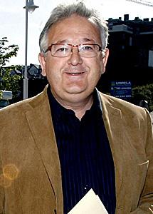 Fernando Muguruza, alcalde de Castro Urdiales. | Efe