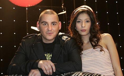 John Cobra y su esposa Carol.   Diego Sinova
