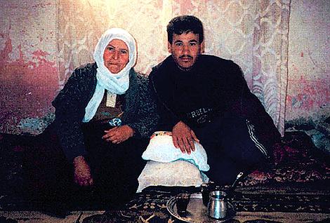 Walid Hijazi, el preso acogido en España.