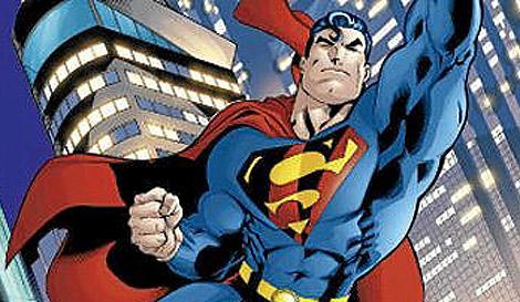 Viñeta del cómic de Superman. | EL MUNDO