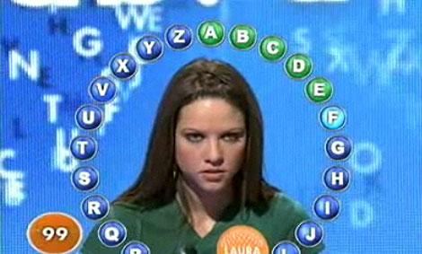 Laura Gonzalo, la nueva ganadora de 'Pasapalabra'.