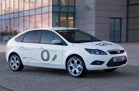Nueva generación de coches eléctricos de Ford.