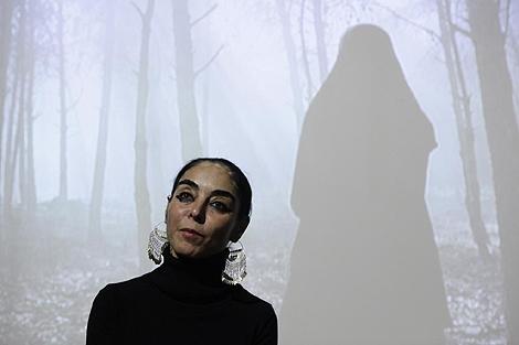 Shirin Neshat. | Antonio Heredia